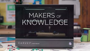&quot;Makers of Knowledge&quot; - Web Video for Inventables' Carvey & Easel Products<br /><br />