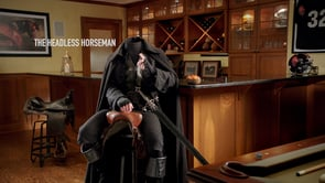 &quot;The Headless Horseman&quot; - California Almonds' Commercial<br /><br />