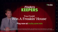 Snow Globe - Web Video for Trulia's &quot;Finders Keepers&quot; Contest<br /><br />