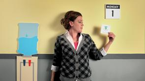 Hoosier Lottery Cash 5 Promo - Stop Motion Commercial for Hoosier Lottery<br /><br />