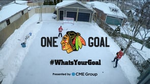 &quot;Ryan's Goal&quot; - Chicago Blackhawks' Commercial<br /><br />